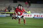 Duncan Williams.RaboDirect Pro12.Dragons v Munster.03.03.12.©STEVE POPE
