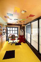 modern children's room