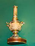 Antique Russian Tea Pot, Russian Tea Room, New York, New York