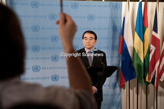 UN_MAR 07 2013, The Security Council unanimously adopts resolution 2094 (2013), strongly condemning the 12 February nuclear test by the Democratic People's Republic of Korea (DPRK) and imposing new sanctions on that country..
