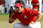 PALM BEACH GARDENS, FL. - Y.E. Yang during Round Three play at the 2009 Honda Classic - PGA National Resort and Spa in Palm Beach Gardens, FL. on March 7, 2009.
