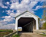 Parke County, Indiana:<br /> The State Sanitorium Bridge (1913)