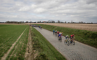 over the Holleweg<br /> <br /> 64th E3 Classic 2021 (1.UWT)<br /> 1 day race from Harelbeke to Harelbeke (BEL/204km)<br /> <br /> ©kramon