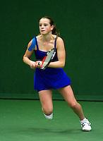 05-12-10, Tennis, Almere, Reaal WJC Masters, Marlene Habes