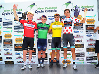 Stage Four of the 2018 NZ Cycle Classic UCI Oceania Tour (Masterton to Admiral's Hill) in Wairarapa, New Zealand on Saturday, 20 January 2018. Photo: Dave Lintott / lintottphoto.co.nz