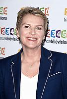 Photocall de la conference de presse de France Télévisions - Elise Lucet