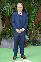 """director, Nick Park<br /> arriving for the """"Early Man"""" world premiere at the IMAX, South Bank, London<br /> <br /> <br /> ©Ash Knotek  D3369  14/01/2018"""