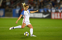 Commerce City, CO - Friday September 15, 2017: Abby Dahlkempe during an International friendly match between the women's National teams of the United States (USA) and New Zealand (NZL) at Dick's Sporting Goods Park.