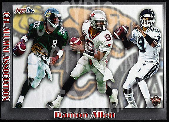 Damon Allen-JOGO Alumni cards-photo: Scott Grant