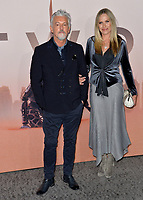 """LOS ANGELES, CA: 05, 2020: Tommy Flanagan & Dina Livingston  at the season 3 premiere of HBO's """"Westworld"""" at the TCL Chinese Theatre.<br /> Picture: Paul Smith/Featureflash"""
