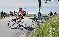 Lars Bak (DEN/Lotto-Soudal)<br /> <br /> Ster ZLM Tour (2.1)<br /> Stage 2: Tholen > Hoogerheide (186.8km)