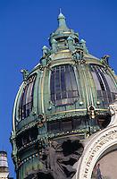 Tschechien, Prag, Repraesentationshaus (Obecni Dum), Unesco-Weltkulturerbe