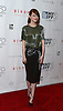 """Emma Stone  attends """"Birdman or The Unexpected Virtue of Ignorance"""" screening at The 52nd New York Film Festival on October 11, 2014 at Alice Tully Hall in New York City. <br /> <br /> photo by Robin Platzer/Twin Images<br />  <br /> phone number 212-935-0770"""