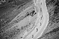 down the Col du Tourmalet (HC/2115m/17km/7.3%)<br /> <br /> st11: Pau - Cauterets (188km)<br /> 2015 Tour de France