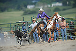 VHSRA - Fairfield, VA -  5.17.2015 - Tie Down Roping