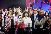 GRAND PRIX JURY : VANESSA SCHINDLER - REMISE DE PRIX AU 32E FESTIVAL INTERNATIONAL DE MODE ET DE PHOTOGRAPHIE 2017 A HYERES