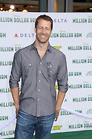 HOLLYWOOD, CA - MAY 6:  Colin Ferguson at the Premiere Of Disney's 'Million Dollar Arm'  on May 6, 2014 at El Capitan Theatre in Hollywood, California. Credit: SP1/Starlitepics /nortephoto.com