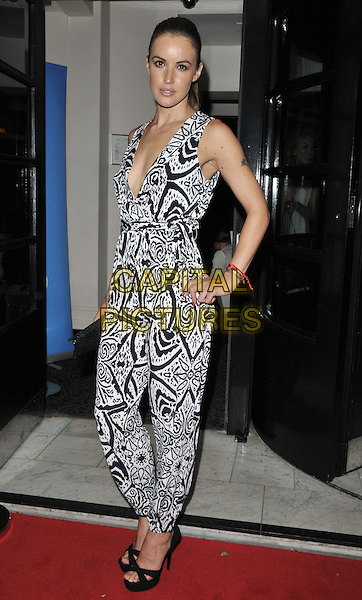 LONDON, ENGLAND - JUNE 02: Charlie Webster attends the Health Lottery VIP tea party, The Savoy Hotel, The Strand, on Monday June 02, 2014 in London, England, UK.<br /> CAP/CAN<br /> ©Can Nguyen/Capital Pictures