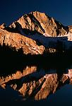 Giraud Peak, Dusy Basin, Kings Canyon National Park, California