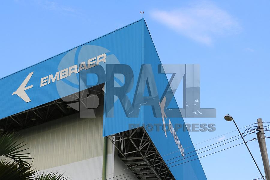 SÃO JOSÉ DOS CAMPOS, SP, 05.05.2019: GERAL-SP: Fábrica da EMBRAER em São José dos Campos, neste domingo, 5. ( Foto: Charles Sholl/Brazil Photo Press/Folhapress)
