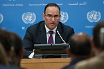 Press Briefing by H.E. Ambassador Mansour Al-Otaibi, Permanent Representative of the State of Kuwait to the United Nations and President of the Security Council for the month of February