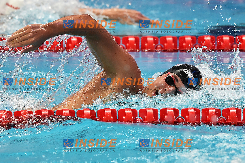 D'ARRIGO Mitchell Andrea ITA Men's 400m Freestyle <br /> Day10 02/08/2015 Kazan Arena <br /> Swimming Nuoto <br /> XVI FINA World Championships Aquatics  <br /> Kazan Tatarstan RUS <br /> Photo Andrea Staccioli/Deepbluemedia/Insidefoto