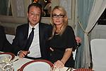 ROMANA LIUZZO E GIORGIO MULE'<br /> PREMIO GUIDO CARLI - SECONDA EDIZIONE<br /> RICEVIMENTO A CASINA VALADIER ROMA 2011