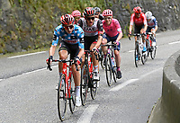 5th June 2021; La Plagne, Tarentaise, France;  HOLMES Matthew (GBR) of LOTTO SOUDAL  during stage 7 of the 73th edition of the 2021 Criterium du Dauphine Libere cycling race, a stage of 171km with start in Saint-Martin-Le-Vinoux and finish in La Plagne