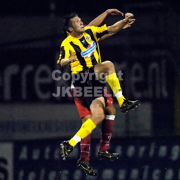 veendam - fc dordrecht jupiler league seizoen 2007-2008 17-09-2007  jan heins boersma