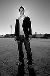 Fernando Torres during portrait session November 29, 2006. (ALTERPHOTOS/Alvaro Hernandez).