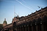 UK. London. 24th February 2014<br /> Smithfield market.<br /> ©Andrew Testa for the New York Times