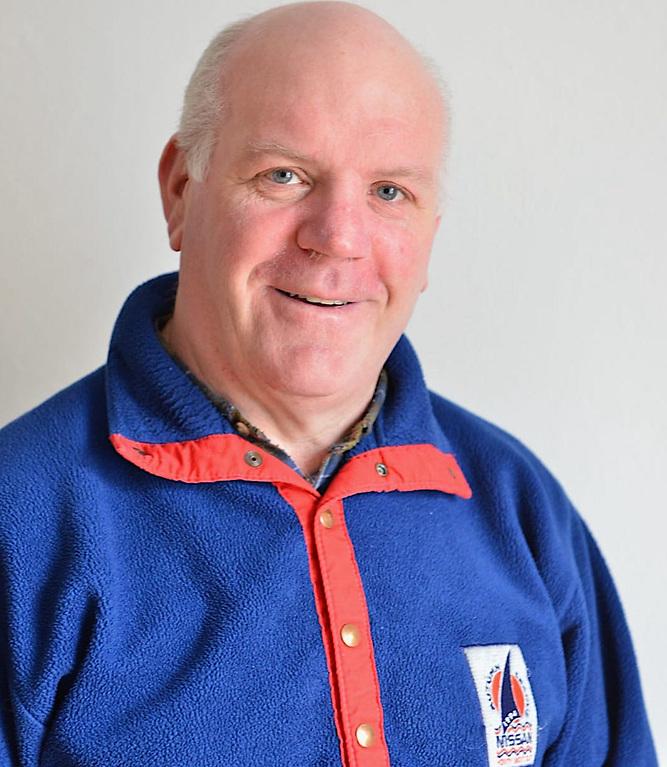 Sean Norris, Commodore at Schull Sailing Club