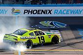 #19: Brandon Jones, Joe Gibbs Racing, Toyota Supra Menards/Turtle Wax