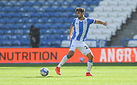 Huddersfield Town's Christopher Schindler<br /> <br /> Photographer Dave Howarth/CameraSport<br /> <br /> The EFL Sky Bet Championship - Huddersfield Town v Norwich - Saturday September 12th 2020 - The John Smith's Stadium - Huddersfield<br /> <br /> World Copyright © 2020 CameraSport. All rights reserved. 43 Linden Ave. Countesthorpe. Leicester. England. LE8 5PG - Tel: +44 (0) 116 277 4147 - admin@camerasport.com - www.camerasport.com