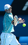 Nishikori loses at Australian Open in Melbourne Australia on 20th January 2013