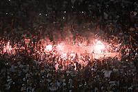 SÃO PAULO,SP, 05.11.2016 - SÃO PAULO-CORINTHIANS - Torcida do São Paulo durante partida contra o Corinthians, jogo válido pela trigésima quarta rodada do Campeonato Brasileiro 2016, no estádio do Morumbi em São Paulo, neste sabado, 5. (Foto: Levi Bianco/Brazil Photo Press)