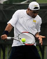 2010 Men's  Big Ten Tennis Mich