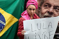 10.04.2018 - Flash Mob Lula Livre