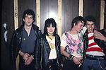 Joan Jett 1980 and The Blackhearts