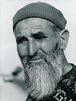 Hirte in Nordzypern 1992