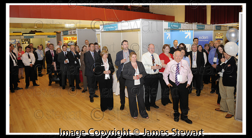 15/06/2009  Copyright  Pic : James Stewart.42_falkirk_business_fair_2009.:: FALKIRK BUSINESS FAIR 2009 :: .James Stewart Photography 19 Carronlea Drive, Falkirk. FK2 8DN      Vat Reg No. 607 6932 25.Telephone      : +44 (0)1324 570291 .Mobile              : +44 (0)7721 416997.E-mail  :  jim@jspa.co.uk.If you require further information then contact Jim Stewart on any of the numbers above.........