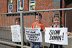 Donacarney Protest