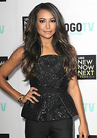 13 July 2020 - Naya Rivera, the actress best known for playing cheerleader Santana Lopez on Glee, has been confirmed dead. Rivera, 33, is believed to have drowned while swimming in the lake with her 4-year-old son, who was found asleep on their rental pontoon boat after it was overdue for return. 13 April 2013 - Los Angeles, California - Naya Rivera. 2013 NewNowNext Awards held at The Fonda Theatre. Photo Credit: Kevan Brooks/AdMedia