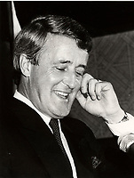 Montreal (QC) CANADA file photo - June 15 1984 Brian Mulroney launch the conservative campaign in Montreal at the Queen elizabeth hotel