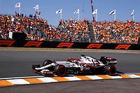 4th September 2021: Circuit Zandvoort, Zandvoort, Netherlands;  Robert Kubica POL, Alfa Romeo Racing ORLEN, F1 Grand Prix of the Netherlands at Circuit Zandvoort