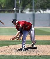 Liam Norris - Arizona Diamondbacks 2021 spring training (Bill Mitchell)