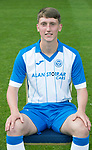 St Johnstone FC Season 2017-18 Photocall<br />Ben Quigley<br />Picture by Graeme Hart.<br />Copyright Perthshire Picture Agency<br />Tel: 01738 623350  Mobile: 07990 594431