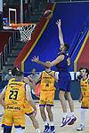 League ACB-ENDESA 2020/2021 - Game: 13.<br /> FC Barcelona Lassa vs Herbalife Gran Canaria: 91-63.<br /> Pierre Oriola.