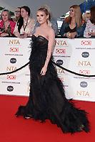 Chloe Burrows<br /> arriving for the National Television Awards 2021, O2 Arena, London<br /> <br /> ©Ash Knotek  D3572  09/09/2021
