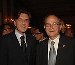 ENRICO GASBARRA CON LEONE PASERMAN